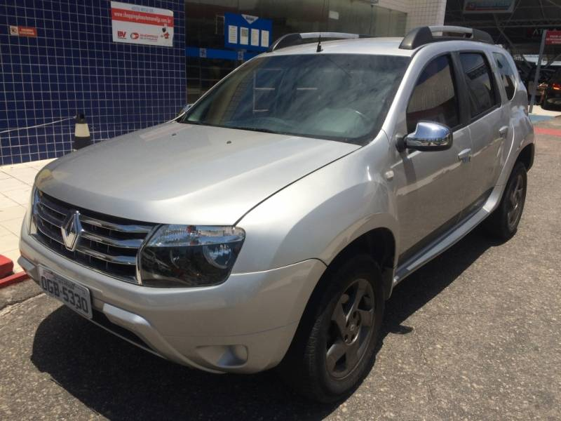 Renault Duster 2013   R$ 39.900